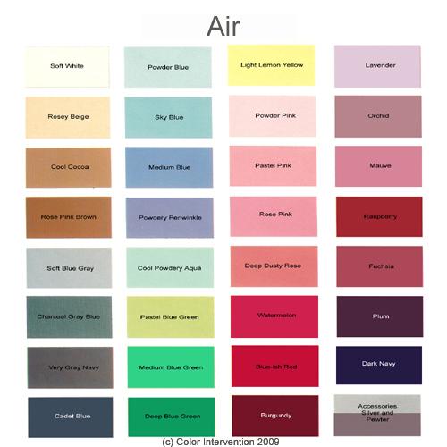 Hvilke farger passer meg